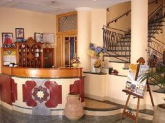 HOTEL MEDITERRANEO di San Vito Lo Capo (Trapani), realizzazione arredamento albergo (contract)