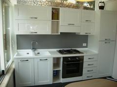Produzione / Realizzazione in Falegnameria di Cucine in legno massello