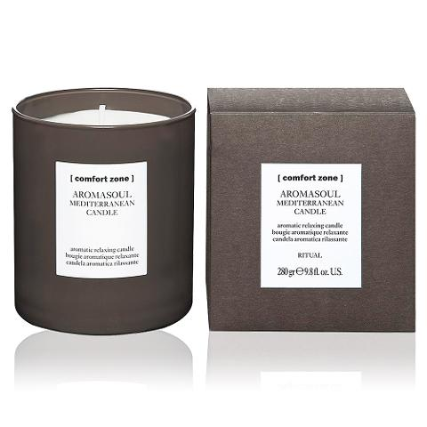 MEDITERRANEAN CANDLE [Comfort Zone] AromaSoul