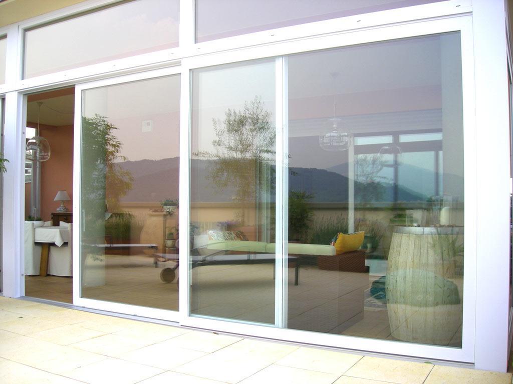 Porte e finestre schuco living 82 partinico palermo for Porte e finestre pvc