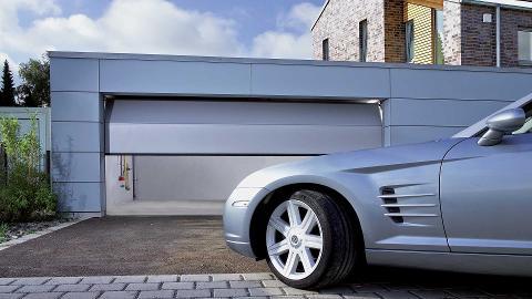 Portoni Sezionali da Garage  HORMANN Porte Automatiche