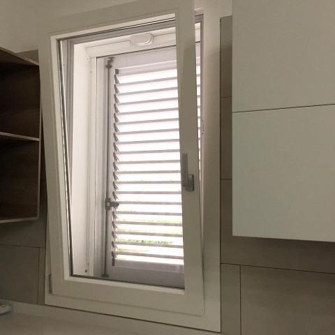 Villa residenziale privata  Infissi PVC Salamander Raffaello Progetto Italia