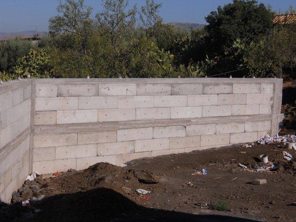 Blocchi Ad Incastro Per Muri E Recinzioni Adrano