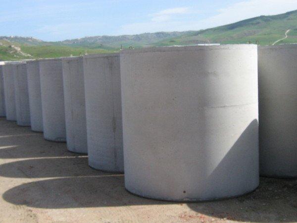 Vasche in cls stipiti in cemento adrano calcestruzzi s.r.l. sono