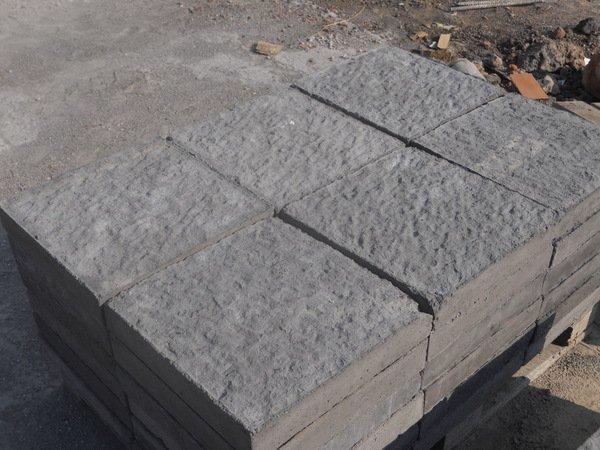 Piastrelle In Pietra Lavica : Basole tipo pietra lavica adrano calcestruzzi s r l adrano