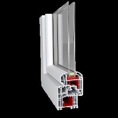 IDEAL 5000 OKNASYSTEM INFISSI PVC
