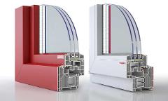 IDEAL 8000 OKNASYSTEM INFISSI PVC