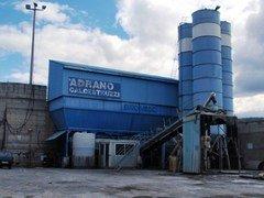 Produzione e trasporto calcestruzzo  ADRANO CALCESTRUZZI s.r.l.