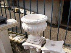 Arredo Urbano, per esterno giardino ADRANO CALCESTRUZZI s.r.l.