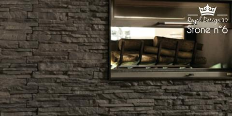 STONE 6 ROYALDESIGN 3D PER INTERNI ED ESTERNI.