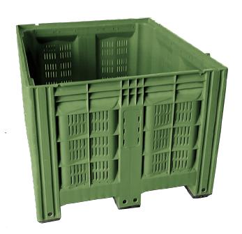 CASSONE GRANVOLUME IN PLASTICA PROJECT FOR BUILDING PROJECT BINS