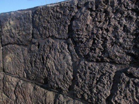 Pannelli prefabbricati in pietra lavica  ADRANO CALCESTRUZZI s.r.l.