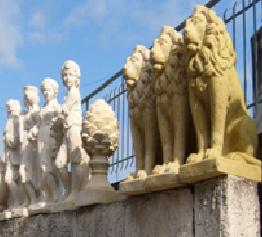 Statue  per arredo urbano , per esterno giardino. ADRANO CALCESTRUZZI s.r.l. SONO PRODOTTI IN CALCESTRUZZO VIBRO-COMPRESSO