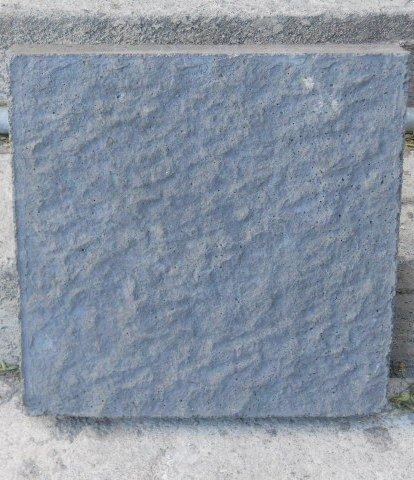 Basole in calcestruzzo con effetto pietra lavica  ADRANO CALCESTRUZZI s.r.l.