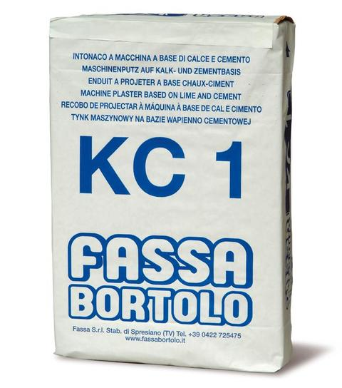 KC 1  FASSA BORTOLO