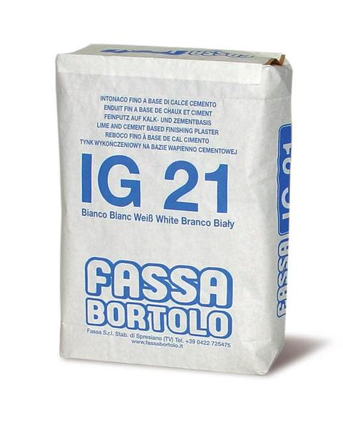 IG 21 FASSA BORTOLO