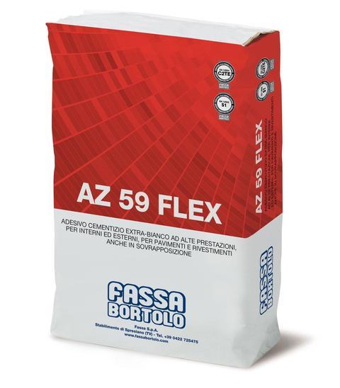 AZ 59 FLEX GRIGIO  FASSA BORTOLO