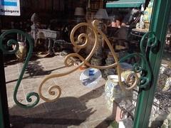 Vetrine in ferro per negozi  a Catania METAL PROJECTS
