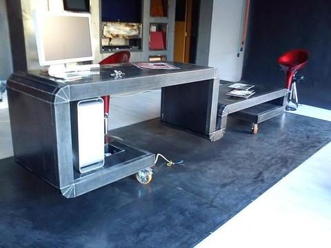 Arredo di design per negozi a Catania METAL PROJECTS
