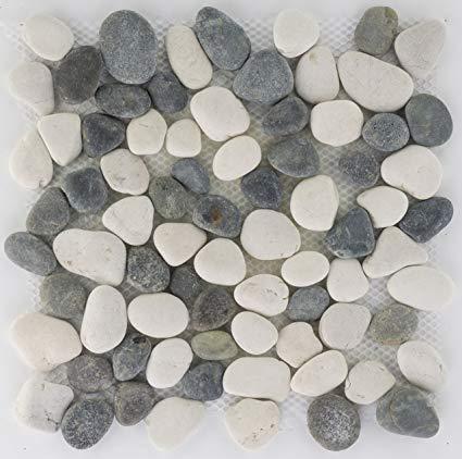 Mosaico su rete 30x30