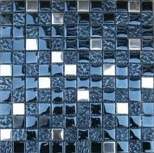 Mosaico vetro a foglio 30x30