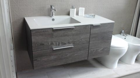 Mobile bagno moderno Arblu Dress