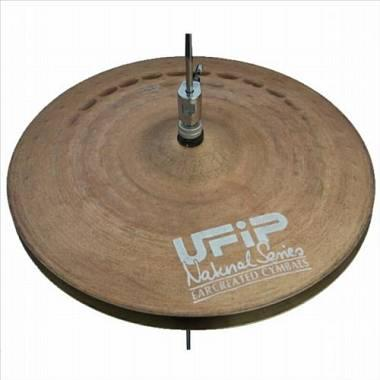UFIP NATURAL SERIES REGULAR HI-HAT 14""