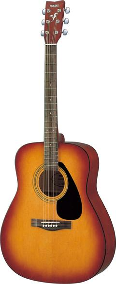 F310 TBS YAMAHA  Tobacco Brown Sunburst