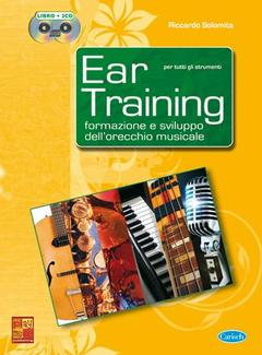 Riccardo Solomita EAR TRAINING CON 2 CD