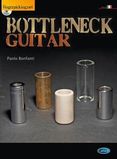 Paolo Bonfanti  BOTTLENECK GUITAR CON CD