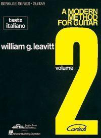 William Leavitt A MODERN METHOD FOR GUITAR Vol. 2