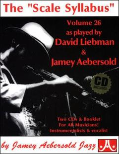 AEBERSOLD VOL. 26 THE SCALE SYLLABUS CON 2 CD
