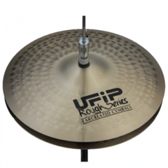 UFIP ROUGH SERIES HI-HAT HEAVY 14""