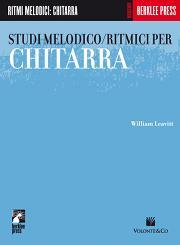 William Leavitt STUDI MELODICO/RITMICI PER CHITARRA