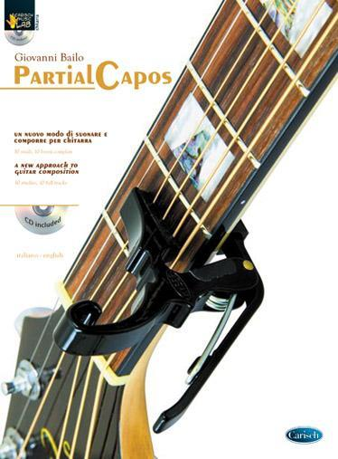 Giovanni Bailo PARTIAL CAPOS CON CD