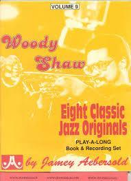 AEBERSOLD VOL. 9 WOODY SHAW CON CD