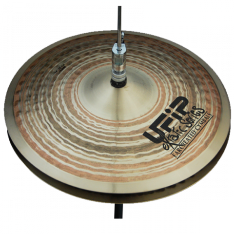UFIP EXTATIC SERIES HI-HAT MIXED 14""