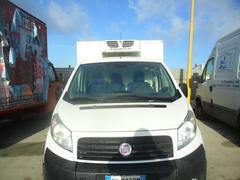 Fiat Scudo furgone isotermico con gruppo frigo Diesel