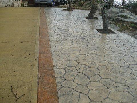 Lavorazione Pavimento Stampato Sicilia Sira Pavimenti