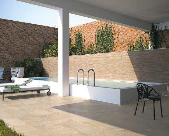 Ceramiche pavimenti rivestimenti amazzonia linea pietre for Padana ceramiche