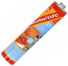 Sikaflex 11fc - adesivo e sigillante universale. Sika.