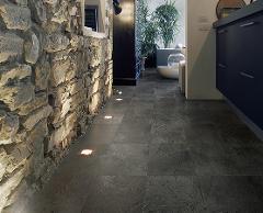 Pavimenti, ceramiche, rivestimenti, piastrelle MINERAL BLACK. Casalgrande Padana.