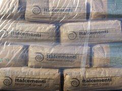 Cemento in sacchi (Trapani, Palermo, Sicilia)