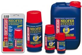 Neofer, Convertitore di ruggine ideale per eliminare la ruggine da ogni superficie. Saratoga.