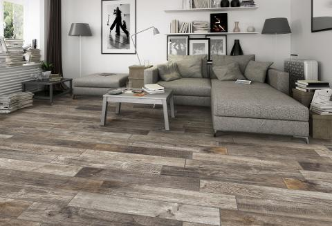 Gres porcellanato effetto legno INWOOD Rondine