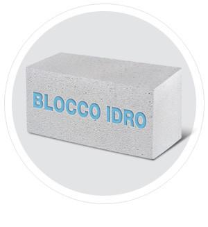 BLOCCO IDRO Gasbeton