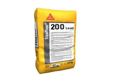 Sikafloor®-200 Level LIVELLINA CEMENTIZIA POLIMERO MODIFICATA SPESSORI DA 3 A 40 MM CLASSE C25-F6