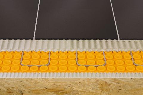 Schlüter®-DITRA-HEAT-E - Il sistema di scaldapavimento elettrico Schlüter