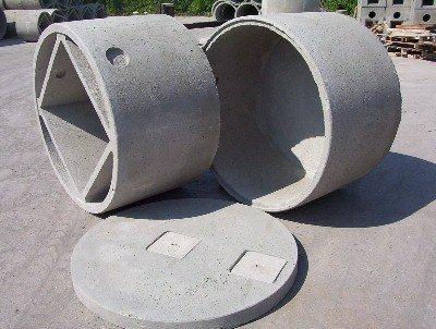Tubi In Cemento Circolari Rotocompressi In Cls Per Acquedotti E