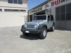 Jeep Wrangler 2.8 Crd 177cv Sport.                    *VENDUTO * Diesel